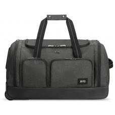 SoloNY SOLO NY Leroy cestovní taška na kolečkách, šedá