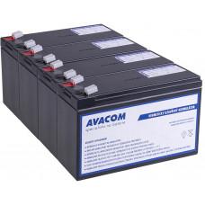 AVACOM Bateriový kit AVACOM AVA-RBC116-KIT náhrada pro renovaci RBC116 - baterie pro UPS
