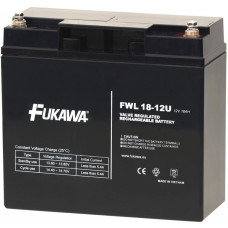 FIAMM Akumulátor FUKAWA FWL 18-12 (12V 18Ah živ. 10let)