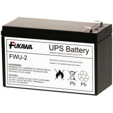 FIAMM Akumulátor FWU-2 náhrada za RBC2