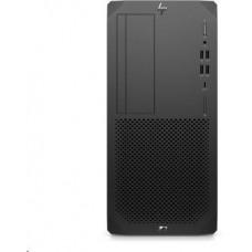 HP Z2 TWR G5 i7-10700/1x16GB DDR4 3200/512GB M.2 NVMe/Quadro P1000/4GB 4xmDP/DVDRW/500W/Win10Pro