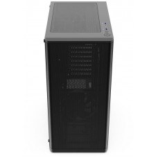 SilentiumPC skříň MidT Ventum VT2 TG ARGB / ATX / 2x120mm fan (1xARGB) / 2xUSB 3.0 / tvrzené sklo