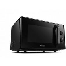 Toshiba mikrovlnná trouba MG20P černá, 800/1000W