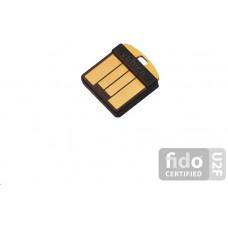 Yubico YubiKey 5 Nano - USB-A, klíč/token s vícefaktorovou autentizaci, podpora OpenPGP a Smart
