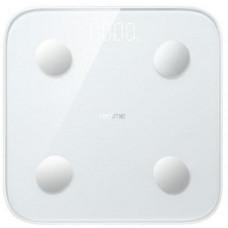 REALME Osobní váha, LCD, funkce 15v1, napájeno z 4x AAA