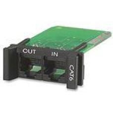 APC Network surge protection modul, CAT6