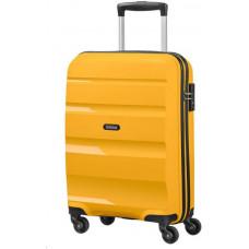 Samsonite American Tourister Bon Air DLX SPINNER 55/20 TSA Light yellow