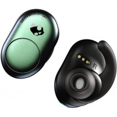 +4 Skullcandy Push, černá/zelená