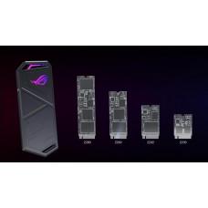 ASUS ROG Strix Arion LITE M.2 NVMe Alu SSD AURA box (ESD-S1CL)