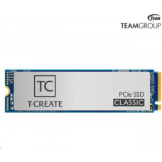 TEAMGROUP T-CREATE SSD 1TB CLASSIC M.2 PCIe Gen3.0 x4 with NVMe (2100/1700MBs)