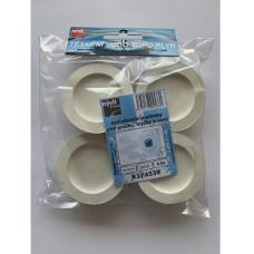podložka antivibrační pro pračky,myčky,vany (4ks) K1/4538