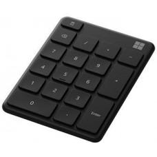 MICROSOFT Numerická Bluetooth klávesnice Wireless Number Pad, Black