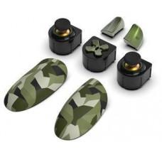 THRUSTMAST r ESWAP X Green Color Pack - Sada příslušenství pro ovladač pro hry - zelená - pro