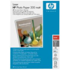 HP Laser Photo Paper,mat,A4,100 listů,200g/m2