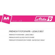 COMGAD ALDA9 Fotopapír A4 140 g/m2, prem.lesklý, 20listů