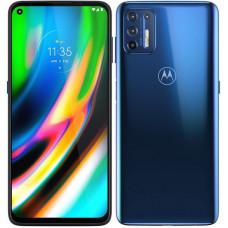 Lenovo Motorola Mobilní telefon Motorola Moto G9 Plus - modrý