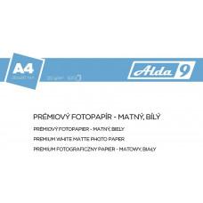 COMGAD ALDA9 Fotopapír A4 120 g/m2, prem. matný, 500listů