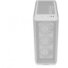 SilentiumPC skříň MidT Ventum VT4V Evo TG ARGB / ATX / 4x120mm fan ARGB / 2xUSB 3.0 / tvrzené sklo