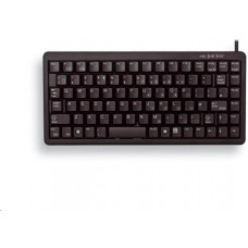 Cherry klávesnice G84-4100 COMPACT KEYBOARD, USB, EU, černá