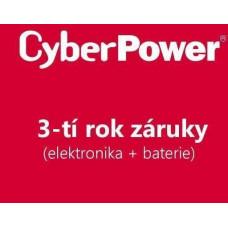 Cyber Power Systems CyberPower 3-tí rok záruky pro BPSE240V47AOA