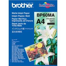 BROTHER BP60MA, 25 listů, inkoustový papír Brother, matný, 145 g