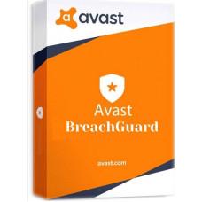 Avast! _Nová Avast BreachGuard 1PC na 12 měsíců - ESD