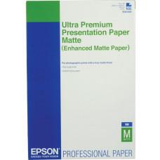 EPSON Enhanced Matte Paper, DIN A3+, 189g/m?, 100 Blatt