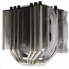SilentiumPC chladič CPU Grandis 3 EVO ARGB / ultratichý/ 1x140mm a 1x120mm fan/ 6 heatpipes/ PWM