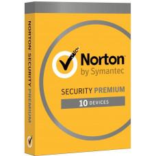 NortonLifeLock NORTON SECURITY PREMIUM CZ  1 uživatel na 10 zařízení na 3 roky ESD