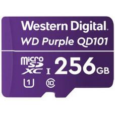 WD Purple microSDXC 256GB Class 10 U1
