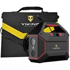 Viking bateriový generátor GB155Wh + solární panel L50