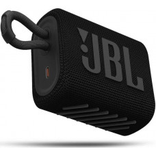 JBL Go 3 - černá