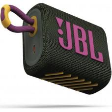 JBL Go 3 - zelený