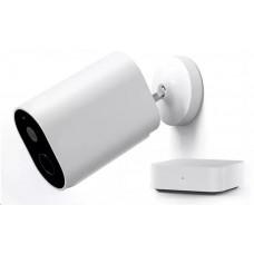 IMILAB kamera Outdoor Security EC2, WiFi, IP65, bílá + brána pro připojení dalších kamer