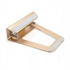 COTEetCI hliníkový držák pro notebooky zlatý