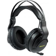 ROCCAT ELO 7.1 AIR herní bezdrátová sluchátka s mikrofonem, RGB + AIMO, černé