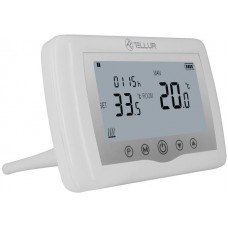 Tellur WiFi Smart termostat, bílý