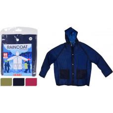 pláštěnka pro dospělé PVC mix velikostí, mix barev