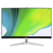 Acer PC AiO Aspire (C22-1650) - i3-1115G4@3.0GHz,4GB,1TB HDD,UHD Graphics,kbd+myš,VESA,W10H