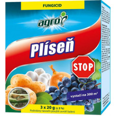AGRO STOP plíseň 3x20g