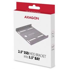 Axagon RHD-125S, kovový rámeček pro 1x 2.5