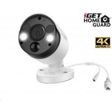 IGET HGNVK936CAM - UltraHD 4K PoE IP kamera, SMART detekce, IP66, zvuk, noční přísvit 40m, ONVIF