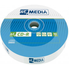 MyMedia CD-R My Media 700MB (80min) 52x 10-spindl
