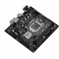 ASROCK H470M-HVS (intel 1200, H470, 2xDDR4 2933MHz, PCIE, VGA+HDMI, 4xSATA3, USB3.2, 7.1, GLAN