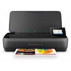 HP Officejet 250 Mobile All-in-one (A4, 10 ppm, USB, Wi-Fi, Print, Scan, Copy)