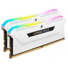 CORSAIR 32GB=2x16GB DDR4 3600MHz VENGEANCE RGB PRO SL WHITE s RGB LED CL18-22-22-42 1.35V XMP2.0
