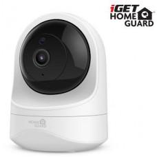 IGET HGWIP819 - WiFi rotační IP FullHD 1080p kamera,noční vidění,mikrofon + reproduktor,microSD