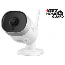 IGET HGWOB852 - WiFi venkovní IP FullHD 1080p kamera,krytí IP66,mikrofon + reproduktor,LAN,ONVIF