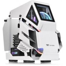 THERMALTAKE case AH T200 bílý s oknem, 2x TG (mATX case bez zdroje)