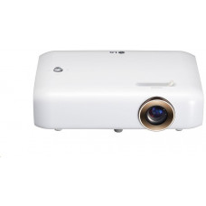 LG projektor PH510G - DLP, 1280x720, HDMI / MHL, USB, speaker, LED 30.000hodin